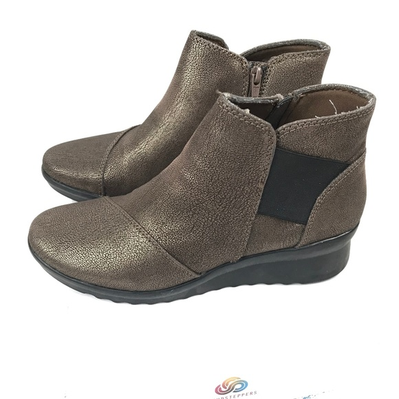 Cloudsteppers By Wedge Ankle Boots